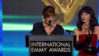 2018 International Emmy® Drama Series Winner La Casa de Papel (Money Heist)