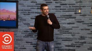 Stand Up Comedy: Come gli inglesi vedono gli italiani - Francesco De Carlo - Comedy Central
