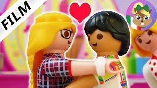 Playmobil film italiano | ACCOPPIARE L'EX FIDANZATO - appuntamento segreto | famiglia Vogel