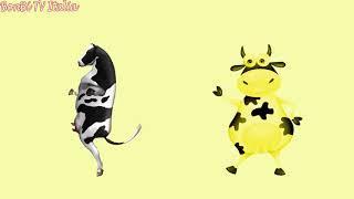 Impara i colori in italiano animali della fattoria per bambini- i versi degli animali
