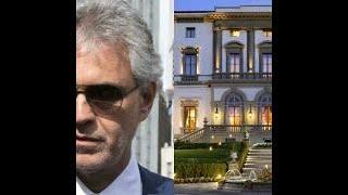 Andrea Bocelli, paura nella notte. Cosa è successo nella villa da sogno | La prove del notizia