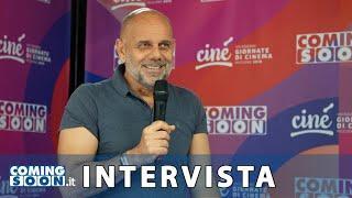Ciné 2018: Riccardo Milani a Ciné annuncia la sua nuova commedia con Paola Cortellesi