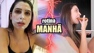 MINHA ROTINA DA MANHÃ | Julia Tedesco