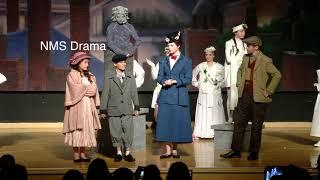 NMS Drama Production - Mary Poppins - 06/02/2018