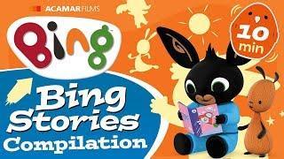 Bing Stories - Episodes 35-49 Compilation | Bing Episode Endings