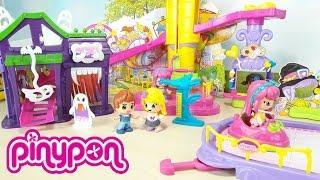 PINYPON ITALIANO Ep. 2, giochi per bambine: Un appuntamento romantico per Julia: Luna Park!