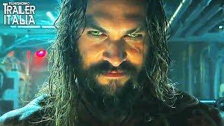 AQUAMAN (2019) | È Guerra nello Spot Ita del Film DC con Jason Momoa