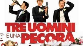 TRE UOMINI E UNA PECORA - FILM COMPLETO ITALIANO