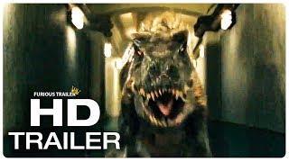 JURASSIC WORLD 2 Indoraptor Hunting Children Trailer (2018) Jurassic Park Movie Trailer HD