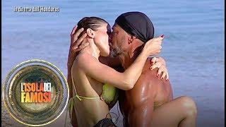 L'Isola dei Famosi - Un romantico incontro per Stefano Bettarini e Nicoletta Larini