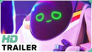 NEXT GEN - Il trailer italiano del nuovo film di animazione Netflix