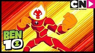 Guida da pazzi | Ben 10 Italiano | Cartoon Network