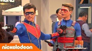 ???? Henry Danger | Momenti esilaranti ???? | Nickelodeon Italia