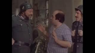 Lino Banfi soldati tedesco. Stavo sognendo un sogno. Film 1977 italiano commedia