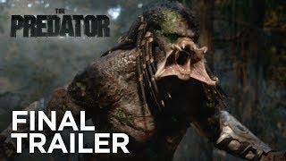 The Predator   Final Trailer (Redband) HD   20th Century Fox 2018