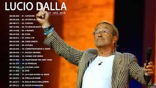 Le 50 migliori canzoni di Lucio Dalla || Lucio Dalla Greatest Hit 2019