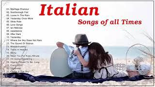 The Best Italian Songs of all Times || 2 Hour of Beautiful Italian Instrumental Music
