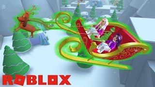SAVING CHRISTMAS! ???? / Roblox: How the Grinch Stole Christmas Obby