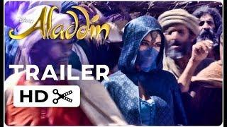Aladdin (2019) First Look Trailer - Disney LIVE Action Movie Concept [HD]