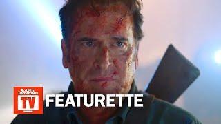 Ash vs Evil Dead S03E10 Featurette | 'Inside the World' | Rotten Tomatoes TV