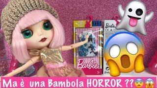 BLYTHE- Nuovi Vestiti Barbie + Recensione Bambola ORRIBILE ???? (poverina!)