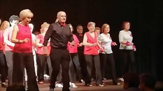 Baile en linea - échame la culpa- Grupo Casablanca Mayo 2018