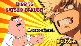 KATSUKI BAKUGO - Personaggi Belli! - MY HERO ACADEMIA - dissing- ITA