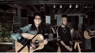CNCO | Erick y Christopher, hablando en Italiano ????????