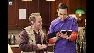 Sheldon e il Dottor Walcott, The Big Bang Theory episodi in italiano
