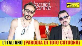 L'ITALIANO 2.0 - (PARODIA DI TOTO CUTUGNO) - | Sergio Giuffrida *PARODIA*