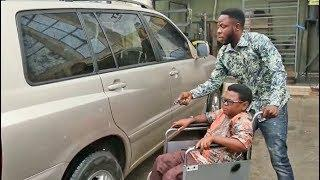 THE SHORTEST AFRICAN BILLIONAIRE ACTS TO BE CRIPPLED TO FIND WIFE  - 2018 NEW NIGERIAN MOVIE|AFRICAN
