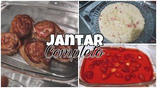JANTAR COMPLETO feat Angela Oliveira