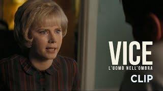 """Vice - L'uomo nell'ombra. Scena in italiano """"Due volte"""""""