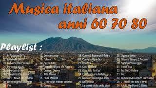 Musica Italiana anni 60 70 80 - Canzoni Italiane anni 60 70 80 - Die besten Italienischen Lieder