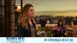 Prepare to have the time of your life. #MammaMia2