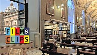 Le Meraviglie della Biblioteca Vaticana: Pagine di Luce  - Documentario by Film&Clips
