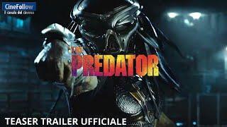 The Predator (2018) - Teaser Trailer Italiano (Full HD 1080p)