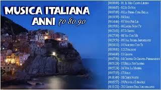Musica Italiana anni 60 70 80 - Canzoni Italiane anni 60 70 80 - Die besten Italienischen Lieder 1