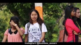 Prank in Gauhati University (Part 7) || Assamese prank in Assam || Buddies Assam | Assamese comedy