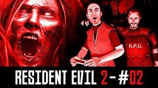 RESIDENT EVIL 2 REMAKE Walkthrough Gameplay ITA HD - Let's Play Giocato in Italiano - Parte 2