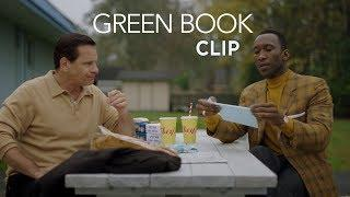 "Green Book - Scena in italiano ""Lettera"""