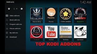 LIVE TV BEST ADDONS FOR KODI SEPTEMBER 2018