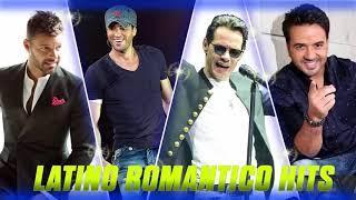 Latino romantico Hits Mix 2018 || Enrique Iglesias, Ricky Martin, Luis Fonsi, Marc Anthony
