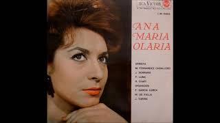 """Ana María Olaria - «Rayo de luz encantadora» (""""Marina"""", 1963)"""