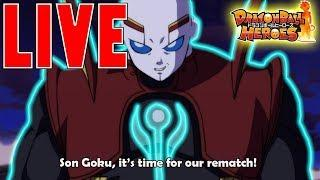 ???? Dragon Ball Heroes Episode 11 English Sub LIVE Countdown????