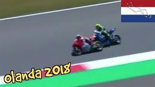 Valentino tampona Lorenzo - La mia opinione - MotoGP Olanda 2018