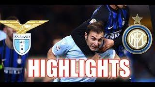 Lazio - Inter Highlights Completi ( ITALIANO ) FULL HD 20/05/2018