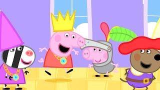 Peppa Pig Italiano - Felice Halloween ???? - La principessa Peppa - Cartoni Animati