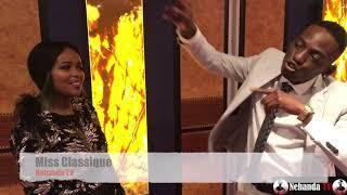 When Miss Classique met comedian Munashe - INTERVIEW