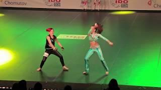 Pisanu Marek & Bella Gaia | Disco European Championship 2018